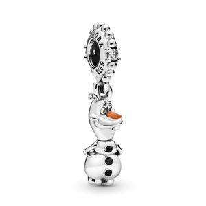 Pandora Disney Frozen Olaf Dangle Charm